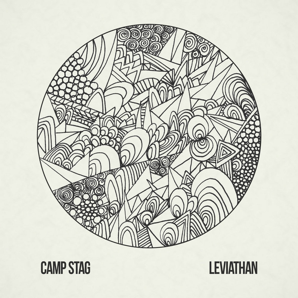 CAMP STAG - Leviathan EP artwork
